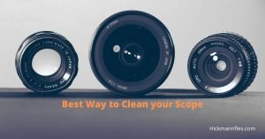 How To Clean A Spotting Scope