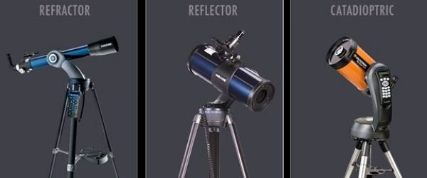 A Quick Guide To The Different Types of Telescopes