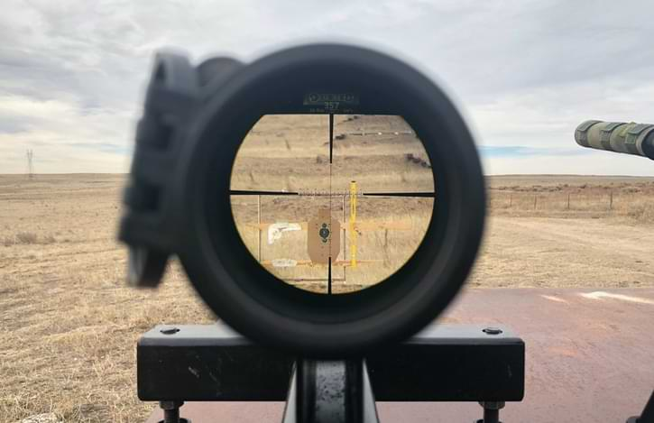 Reticles will greatly affect your aiming and accuracy